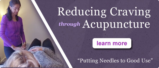 Reducing Craving through Acupuncture
